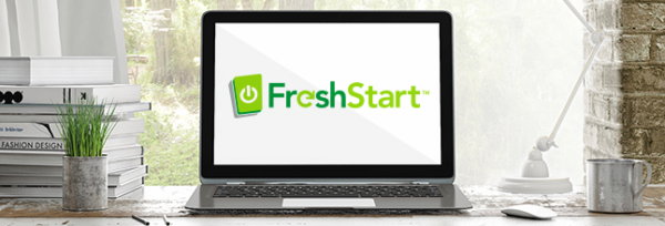 FreshStart My PC
