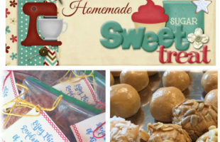 Happiness is Homemade Link Party #140