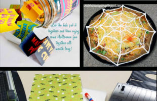 13 Halloween Projects {for you and the kids!}
