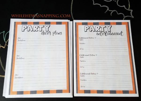halloween-planner-decor-entertainment
