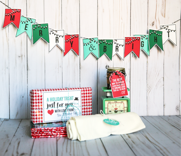 All Things Christmas printable Bundle thirty handmade days