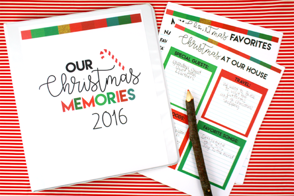 all things christmas printable bundle girl and a glue gun