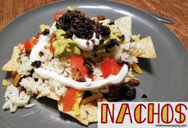 FoodSaver Vacuum Sealer Nachos