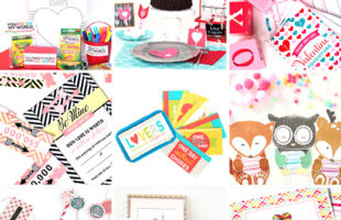 Make Celebrating Easy with The Valentine's Day Printables Bundle