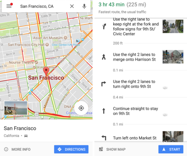 5 Travel Apps you need for the best road trip in the world Google Maps