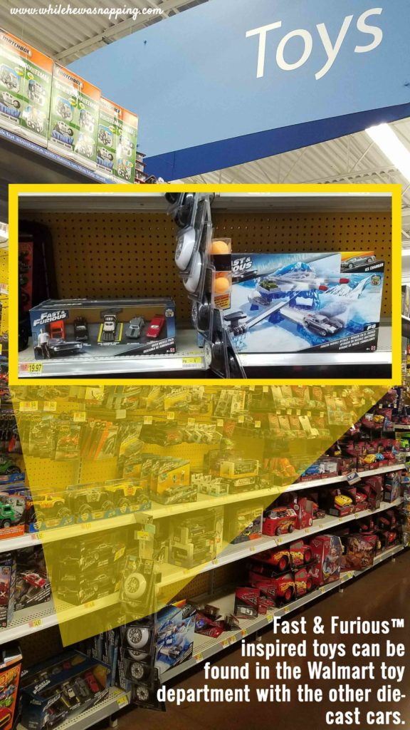 Printable Race Track Road Fast & Furious toys at Walmart