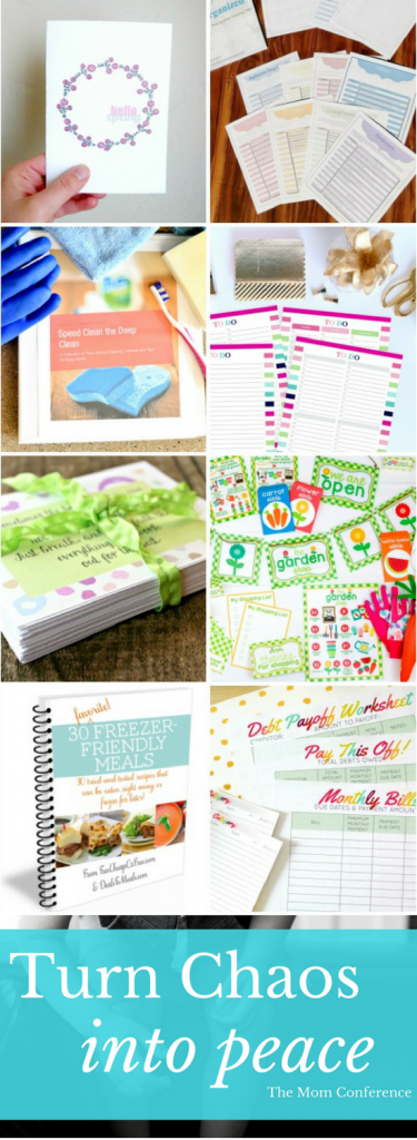Spring Printables Bundle, Spring, Cleaning, Misc